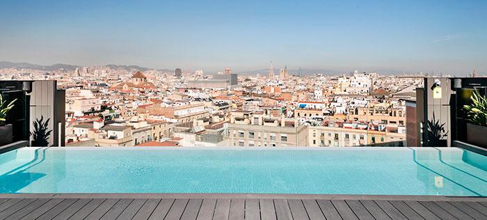 fotografía de Barcelona