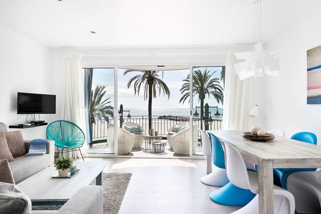 Fotógrafo inmobiliario en Sitges
