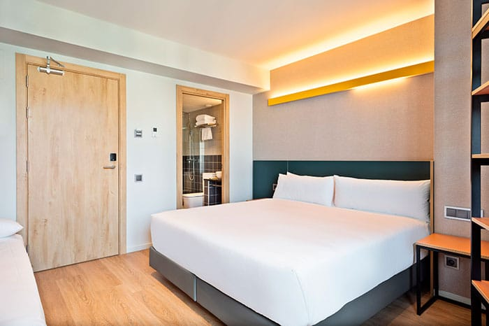fotografías de interiores en suites