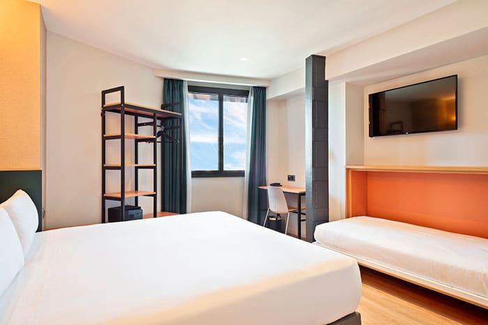 fotógrafo de interiores para hoteles