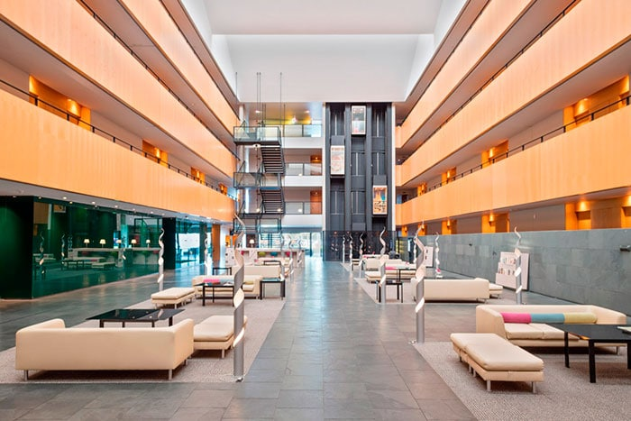 Fotógrafo de hoteles en Barcelona