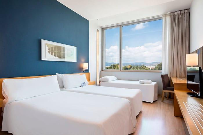 Fotógrafo de hotel en Barcelona