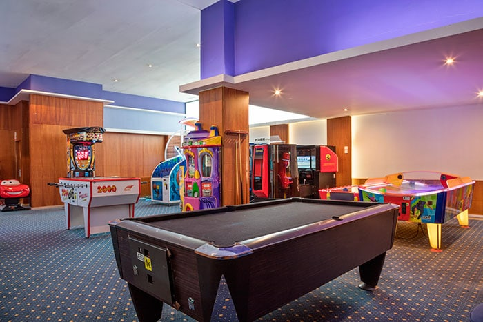 Hoteles pensados también para los más pequeños