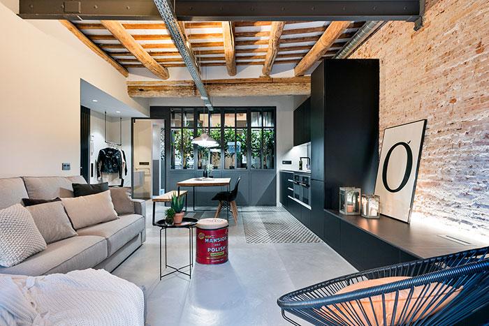 fotografía de interiores inmobiliaria