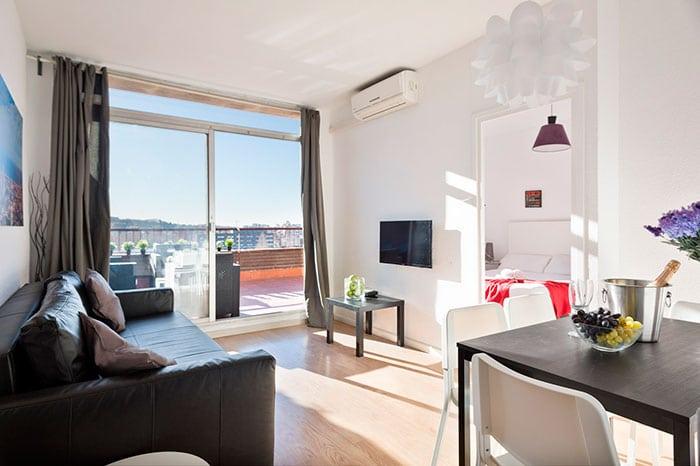 Fotografía de apartamentos turísticos