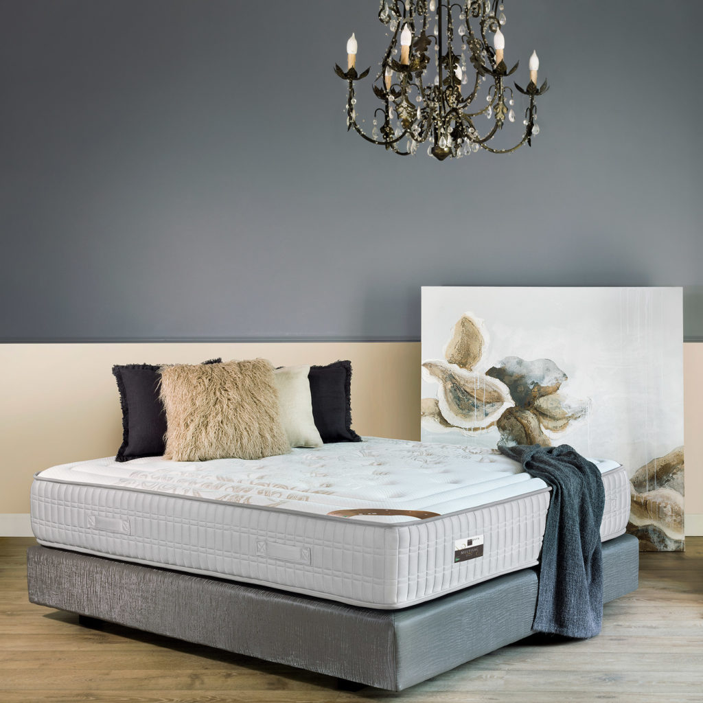 fotografías publicitarias para empresa de camas