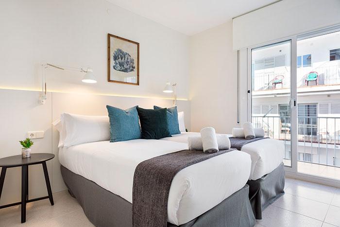 Fotografías de interiores en apartamentos turísticos