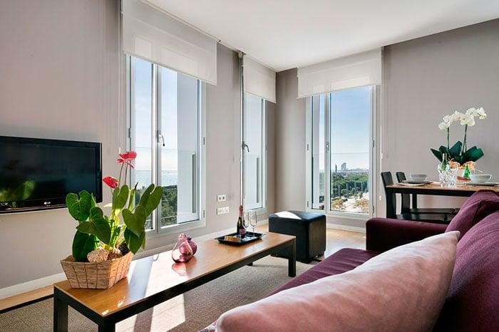 fotografías en apartamentos turísticos