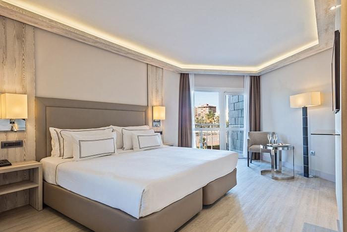 Fotografía de hoteles en Alicante