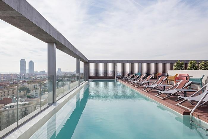 Fotógrafo hotelero en Barcelona