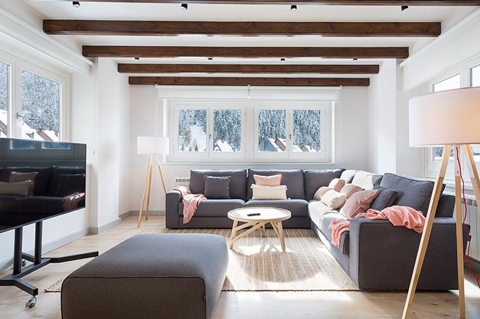 fotógrafo inmobiliario en Vall d'Aran