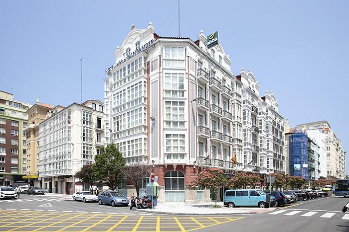 Fotógrafo de hoteles en Santander