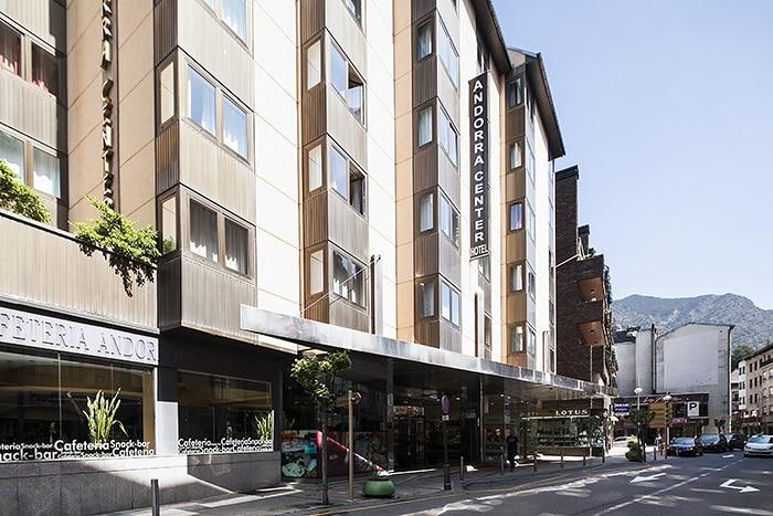 Fotógrafo de hoteles en Andorra