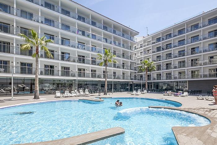 fotografía hotelera Tarragona