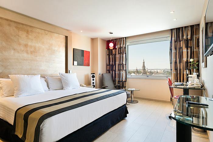 Fotógrafo de hoteles en Sevilla