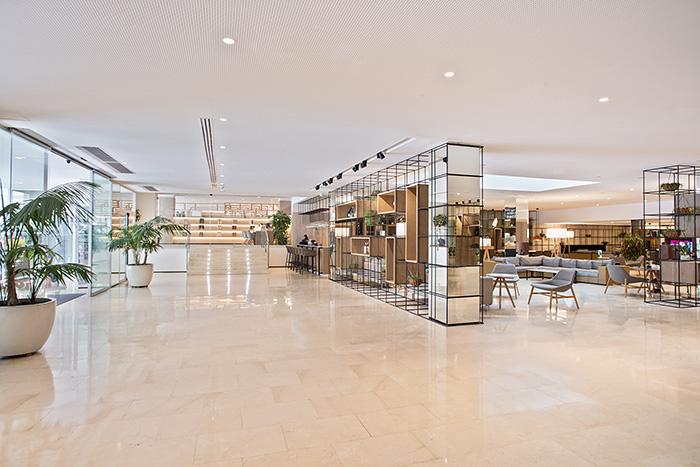 fotografía hotelera en Sevilla